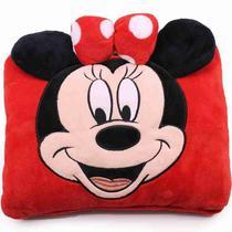Almofada Multi-Função Minnie (Fibra) - Disney - Taimes