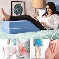 Almofada Ortopédicas Para Descanso De Pernas - Travesseiro Ideal
