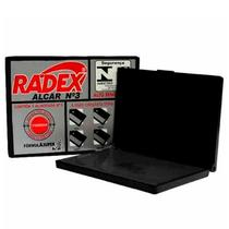 Almofada para Carimbo Preto N.3 Radex -