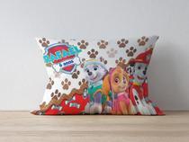 Almofada Personalizada  Patrulha Canina - Blank art studio