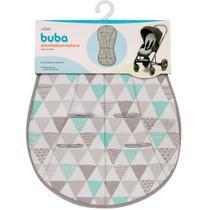 Almofada Protetora Para Carrinho - Triângulos Buba Baby -