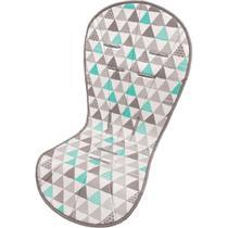 Almofada Protetora para Carrinho Triângulos - Buba -