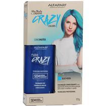 Alta Moda Creative Crazy Colors 120g - Blue Moon - Alfaparf
