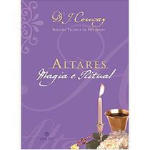 Altares: magia e ritual - Bestseller -