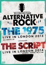 ALTERNATIVE ROCK VOL.02 - THE 1975 IN LONDON 2013 e THE SCRIPT IN LONDON 2014 - Sm
