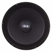 Alto Falante 15 Polegadas 250W Rms - QVS Médio Grave - Qvs áudio eletrônicos