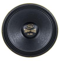 "Alto-Falante  18""  EROS E18 -Target Bass 3k3 - 1650 Watts RMS - 8 Ohms -"