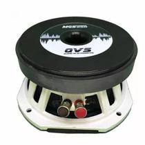 Alto Falante 6 Polegadas 250W Rms - QVS Médio Grave Carcaça Quadrada - Qvs Áudio Eletrônicos