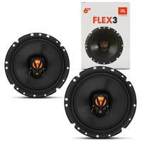 Alto falante 6 Polegadas JBL Flex 6TRFX50 100w RMS (PAR) Flex3 -