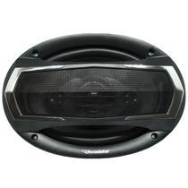 Alto Falante 6x9 Polegadas 120W Rms 4 Vias Quadriaxial Roadstar RS-695 Unit -