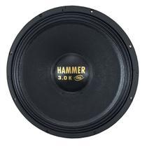 Alto Falante EROS E-15 Hammer 3.0K 15 Polegadas 1500 W RMS 8R -