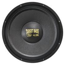 Alto Falante Eros E-15 Target Bass 4.5K 15 Polegadas 2250 W RMS 8R -