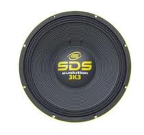 Alto-falante Eros E15 SDS 3k3 Evolution 1650 W Rms - 4 Ohms -