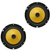 Alto-falante Mid-Bass NAR Audio 650-CW-3 (6 pols. / 120W RMS) -