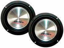 Alto Falante Mid bass Unlike 6 Pol. 90w Rms 4 Ohms UNF61 -