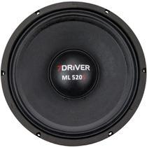 Alto Falante Seven Driver by Taramps 10 Polegadas ML 520S 4 ou 8 Ohms - 7Driver By Taramps