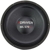 Alto Falante Seven Driver by Taramps 12 Polegadas ML 570S 4 ou 8 Ohms - 7Driver By Taramps