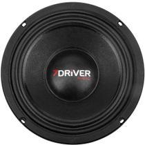 Alto Falante Seven Driver by Taramps 6 Polegadas MB 400S 4 ou 8 Ohms - 7Driver By Taramps