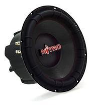 Alto Falante Subwoofer Spyder Nitro G5 12 Polegadas 700w Rms 4+4/2+2 bobina Dupla -