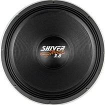 Alto falante triton shiver bass 3.8 18 pol 4r  white -