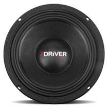 Alto Falante Woofer 7 Driver MB-400S 200w rms 6 polegadas - 7Driver
