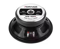 Alto Falante Woofer 7 Driver MB-400s 6 Pol 4 ou 8ohms - 7Driver