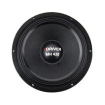 Alto Falante Woofer 7 Driver Mh420 10 Pol 8ohms - 7Driver