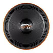 Alto Falante Woofer Triton 3.8k Shiver Bass 18 Poleg Branco Mais vendido do mercado Top -