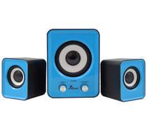Alto-falantes KP-7023 para PC -