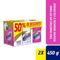 Alvejante sem cloro vanish 450g po2 multi crystal 50% off - Rb