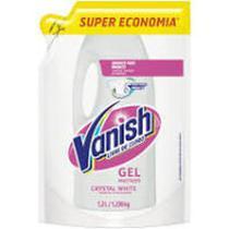 Alvejante Vanish gel cristal white 1,2L sachê -