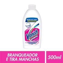Alvejante Vanish White Sem Cloro 500Ml