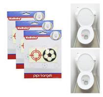 Alvo Sanitário - Pipi Target - KaBaby -