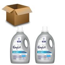 Amaciante Comfort 5 lts Profissional - Caixa com 2 unidades de 5 litros - Marca Unilever