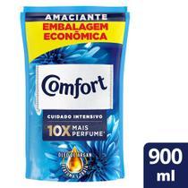 Amaciante Concentrado Comfort Cuidado Essencial 900ml -