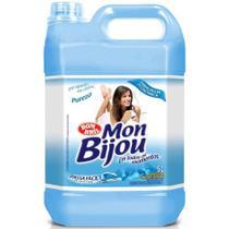 Amaciante de Roupas Mon Bijou Pureza 5 Litros - Bombril -