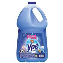 Amaciante Roupas 5l Ype Aconchego Azul -