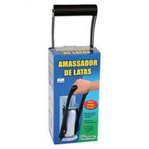 Amassador De Latinha Latão Lata 235 A 475 Ml Abridor Western -