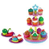 Amasse e Brinque Fábrica de Cupcakes Xplast - 6070 -