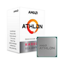 AMD Athlon 200GE - 3.2GHz - Cache 5MB - AM4 - TDP 35W - Radeon VEGA Graphics 3 - YD200GC6FBBOX -