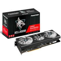 AMD Radeon AXRX 6700 XT 12GB GDDR6 192bits - Power Color HellHound 12GBD6-3DHL - Powercolor
