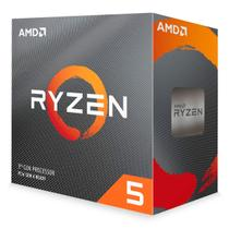 AMD Ryzen 5 3600 Hexa Core - 12 Threads - 3.6GHz (Turbo 4.6GHz) - Cache 32MB - AM4 - TDP 65W - Wraith Stealth Cooler - 100-100000031BOX -