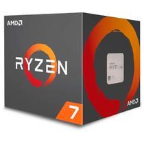 AMD Ryzen 7 2700X Octa Core - 16 Threads - 3.7GHz (Turbo 4.35GHz) - Cache 20MB - AM4 - TDP 105W - W -