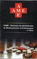 Ame de Medicamentos na Enfermagem 11 Edição - Editora Martinari