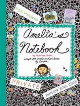 Amelias notebook - Ss- simon  schuster