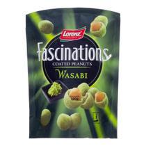 Amendoim com Cobertura de Wasabi Lorenz 100g -