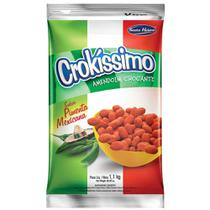 Amendoim Crocante Crokissimo Pimenta Mexicana 1,01kg - Santa Helena -
