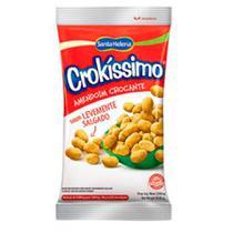Amendoim Crocante Crokíssimo Salgado 1,01kg - Santa Helena -