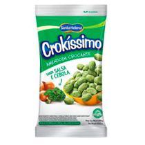 Amendoim Crocante Crokíssimo Salsa e Cebola 1,01kg - Santa Helena -