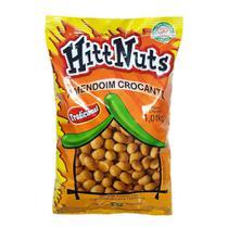 Amendoim Crocante Natural 1,01Kg - Hitt nuts -